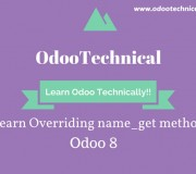 Overriding name_get method odoo 8