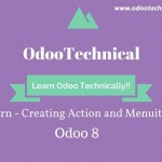 Learn – How to create a Window Action and Menuitem in Odoo 8 with Example