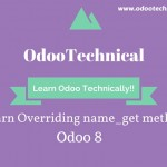 Learn – Overriding name_get method in Odoo 8 with Example