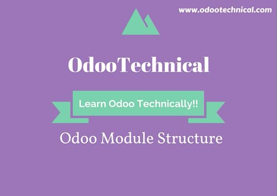 Odoo Module Structure