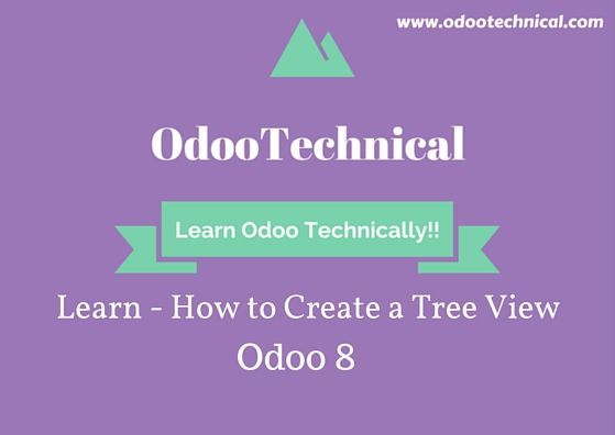 How to Create a tree view